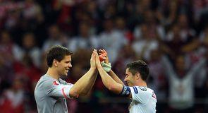 Szczesny shuts out Germany