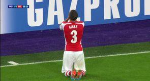 Goal of the Night contender - Gibbs
