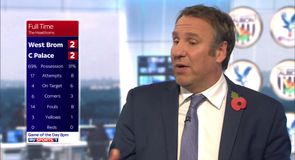Merson: Draw was right