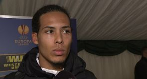 Van Dijk: Arsenal are a great club
