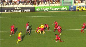 Toulon 28-18 Scarlets
