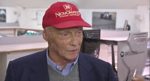Lauda slams double-points system