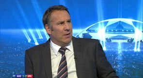 Merson concerned with Arsenal