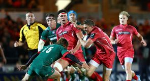 Scarlets 15-3 Leicester