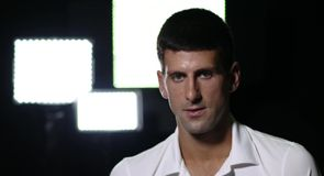 Djokovic back in action