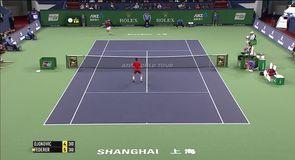 Federer ends Djokovic reign
