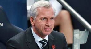 Pardew: We're progressing
