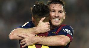Messi hits 250 mark