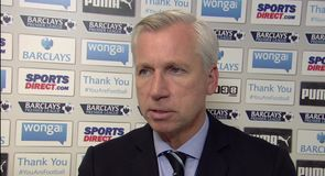 Relief for Pardew