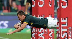 Lambie the hero for Springboks