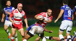 Sharples stars for Gloucester