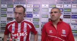 Walters wins it for Stoke