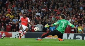 UCL Goal of the Night - Welbeck's second