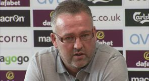 Lambert remaining focused