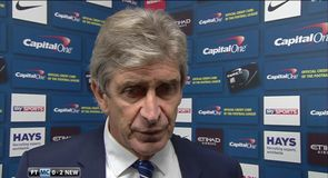 Pellegrini: We didn't play well