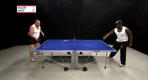 Bayo v Razor - Table tennis