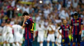 'One dimensional' Barca lose El Clásico