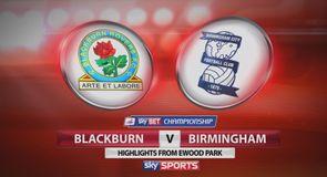 Blackburn 1-0 Birmingham