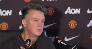 LvG preparing for biggest derby of his career