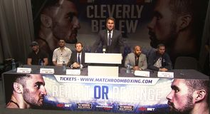 Cleverly v Bellew - Repeat or Revenge