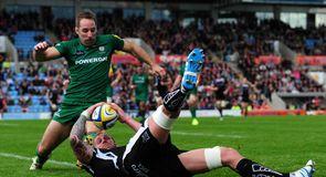 Chiefs crush London Irish
