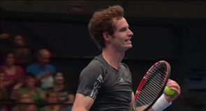 Murray close to Finals spot