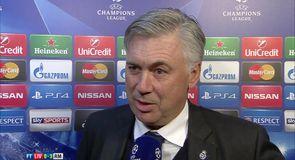 Ancelotti – Best performance of season