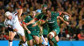 Leicester hold off Ulster
