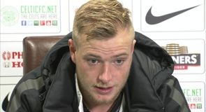 Guidetti enjoying life at Celtic