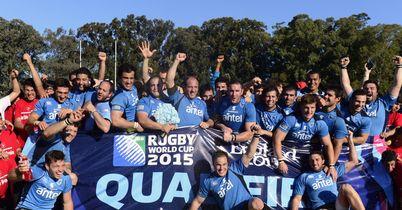 Uruguay secure final RWC spot