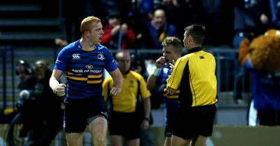 Leinster never panicked - Fanning