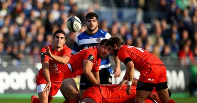 Toulouse edge out Bath at the Rec