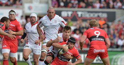 Toulon too strong for Ulster