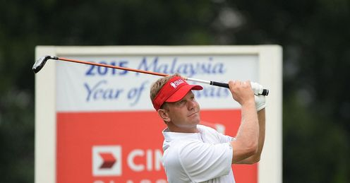 Hurley leads in Malaysia