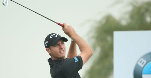 Colsaerts leads by one shot