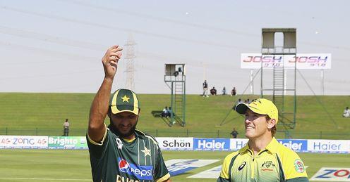 3rd ODI: Pak v Aus