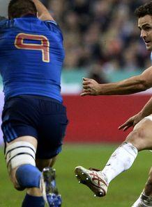 Nicolas Sanchez France v Argentina