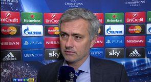 Mourinho hails fantastic result