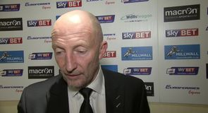 Holloway sent to the stands