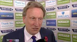 Warnock bewildered by refereeing