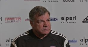 Allardyce understands FA charge