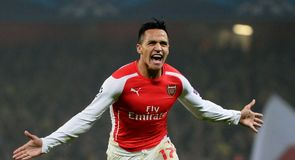Goal of the Night contender - Sanchez