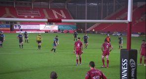 Scarlets 19-9 Glasgow