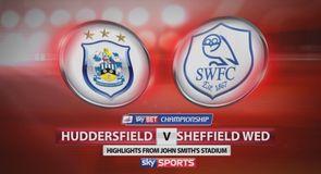 Huddersfield 0-0 Sheffield Wednesday