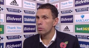 Poyet: We competed well