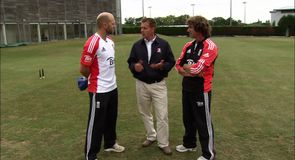 Matt Prior's wicket keeping masterclass