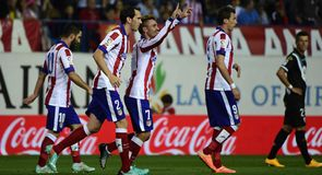Atletico Madrid v Cordoba