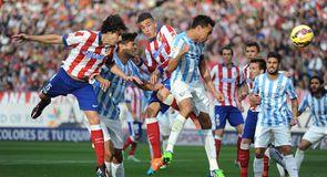 Atletico Madrid v Malaga