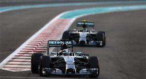 Abu Dhabi GP - Extended Race Highlights