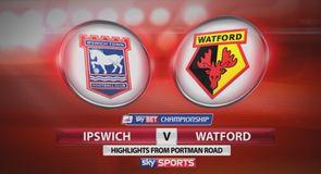 Ipswich 1-0 Watford